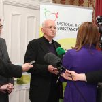 Bishop Eamon book launch interview